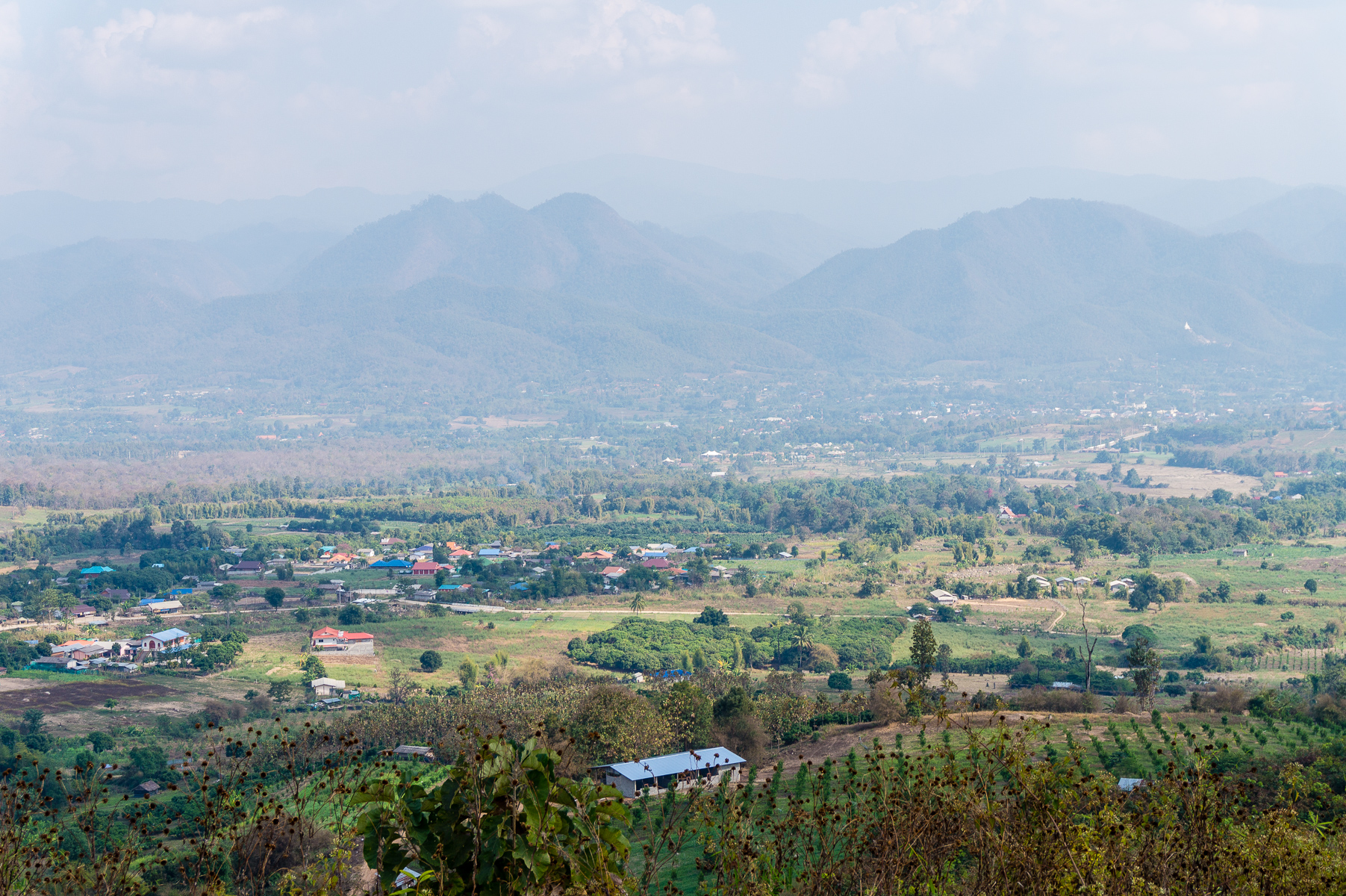 Mae Hong Son Loop, Pai