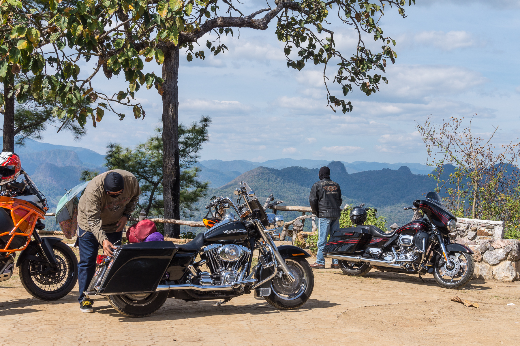 Mae Hong Son Loop, Thaimaa