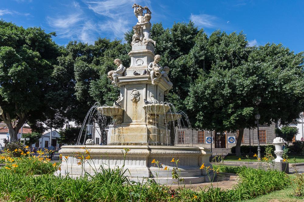 Plaza Weyler, Santa Cruz de Tenerife, Teneriffa, Kanariansaaret