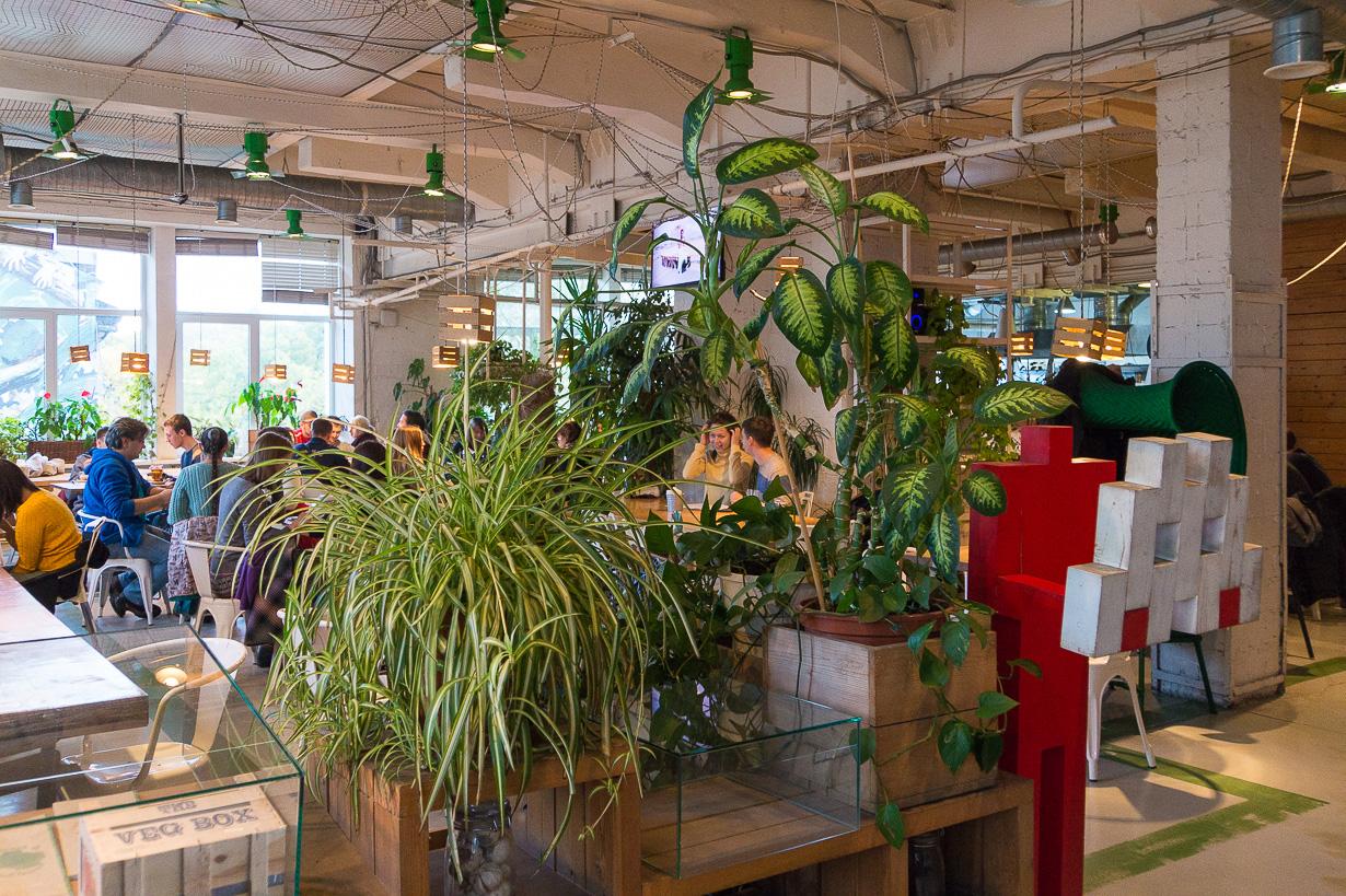 Loft Project Etagin ravintola