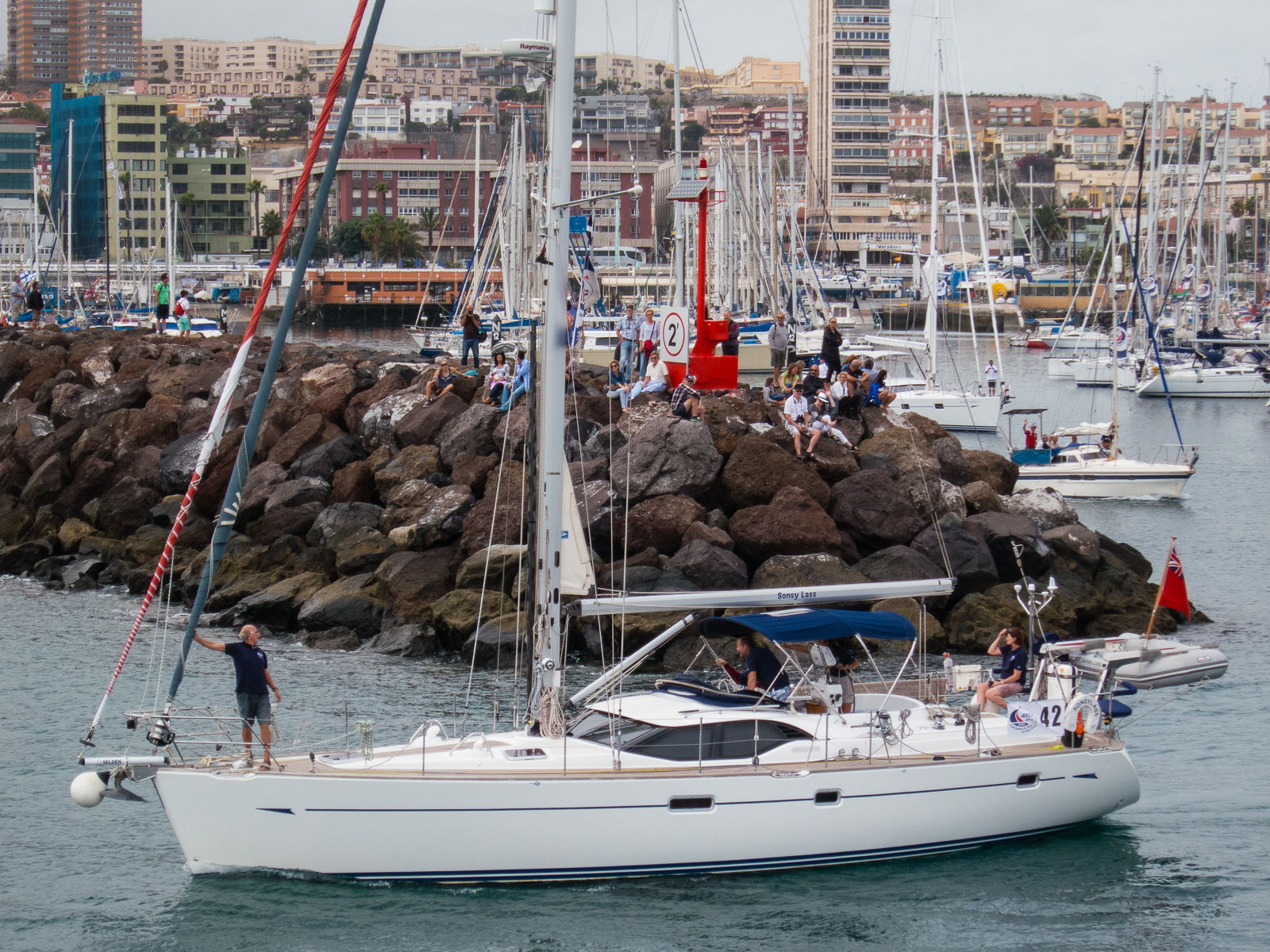 ARC - Atlantic Rally for Cruisers, Las Palmas