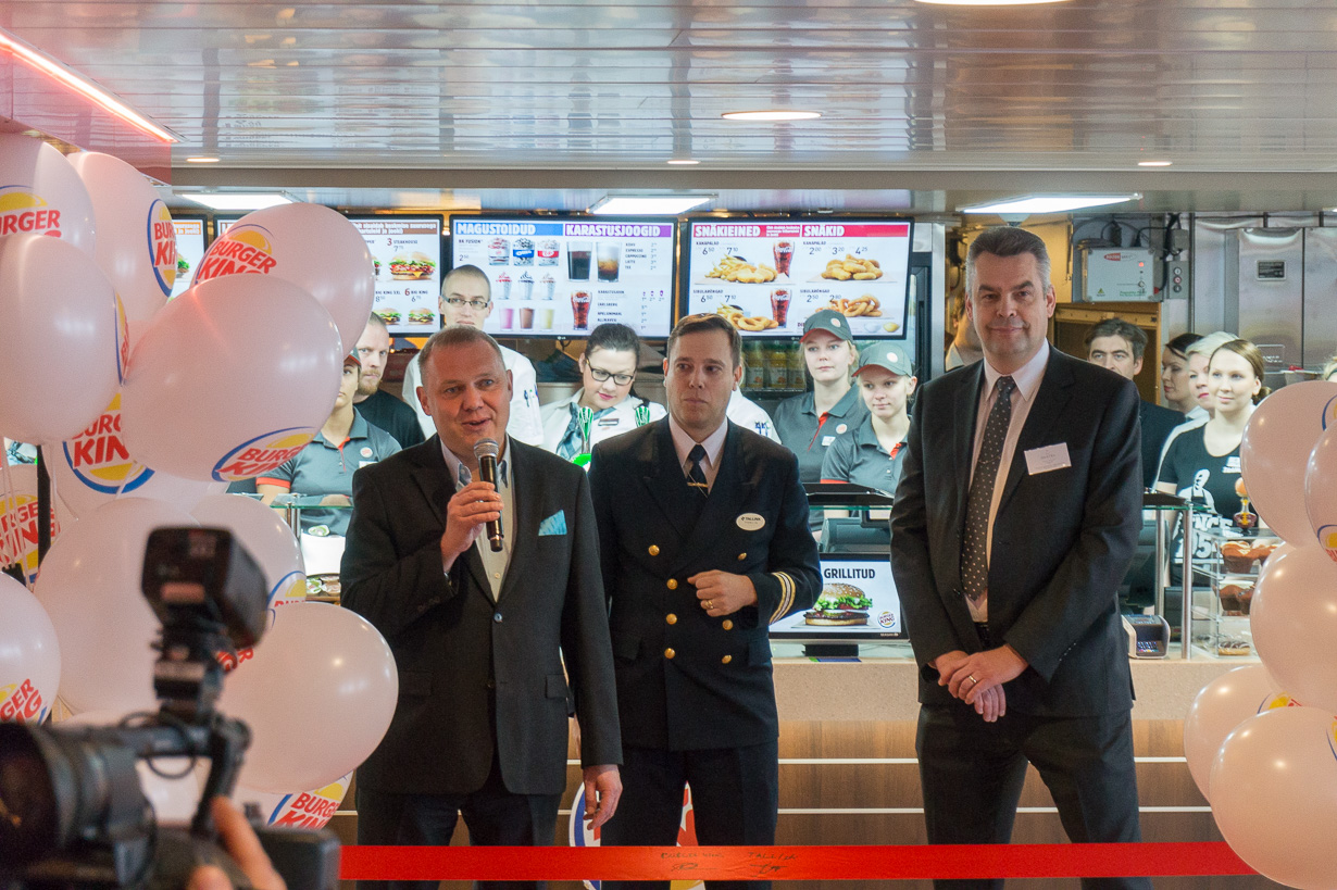 Burger King, Tallink Star