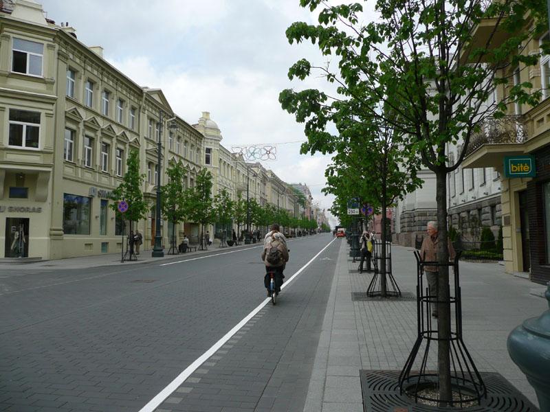 Vilna, Liettua 2007