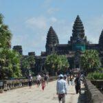 Kambodza: Pnom Penh, Sihanoukville ja Siem Reap 29.10-5.11.09
