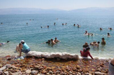 Kuollut meri, Israel