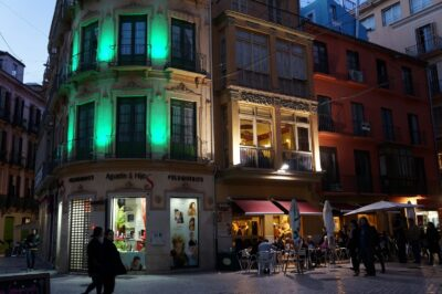Malaga, vanhakaupunki