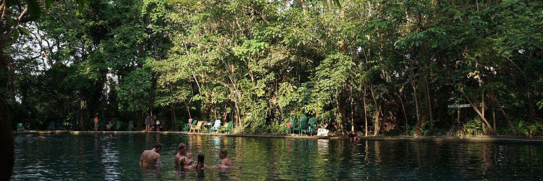 Ojo de Agua, Isla de Ometepe, Nicaragua