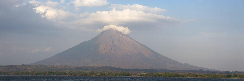 Tulivuori, Isla de Ometepe, Nicaragua