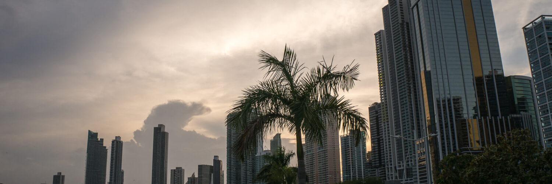 Pilvenpiiirtäjät, Panama City