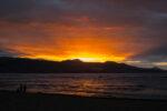 Las Canterasin auringonlaskuja, Las Palmas