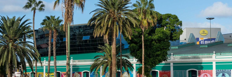 Santa Catalinan puisto, Las Palmas