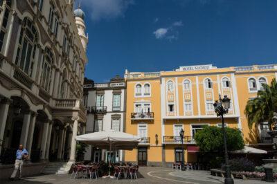 Triana, Las Palmas