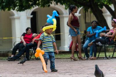 Kolumbuksen puisto, Santo Domingo
