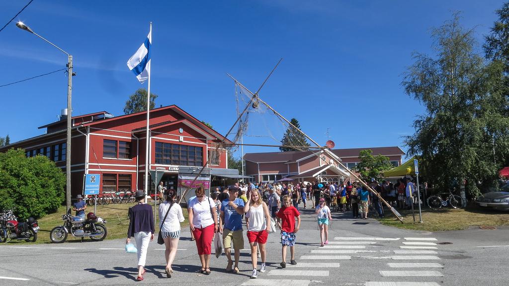 Raumankarin markkinat 2014