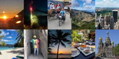 blogihaaste 10 matkakuvaa
