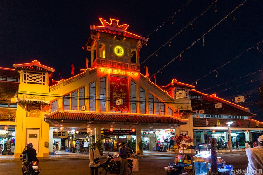 Can Tho ja Ho Chi Minh, Vietnam