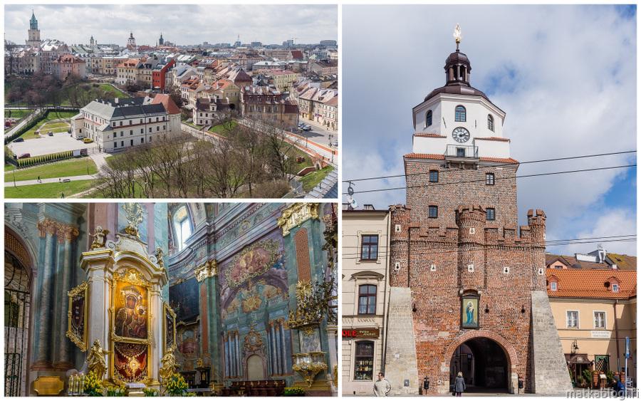 Lublinin vanha kaupunki, Puola