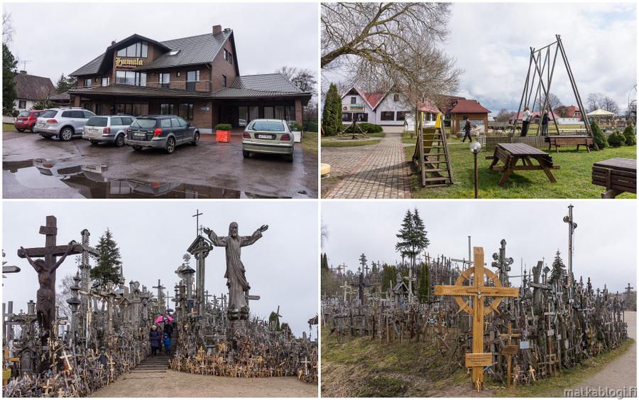 Suomesta Liettuan Siauliaihin