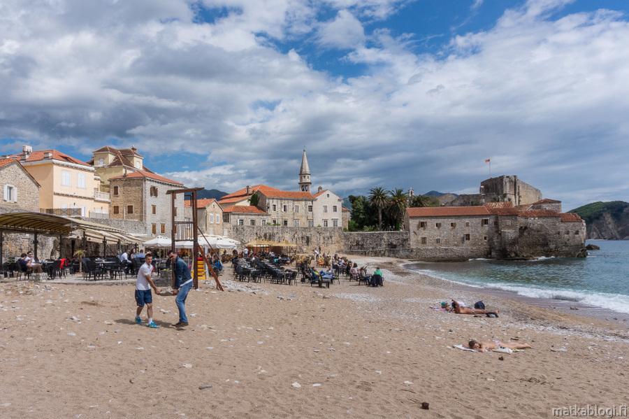 Video: Budva, Montenegro,  1.5.2015