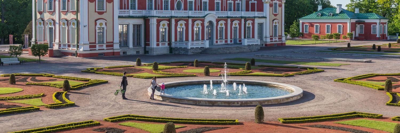 Kadriorgin palatsi, Tallinna