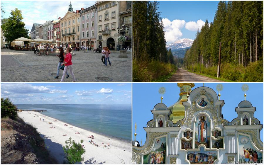 Ukrainan matka peruuntui yllättäen rajalla
