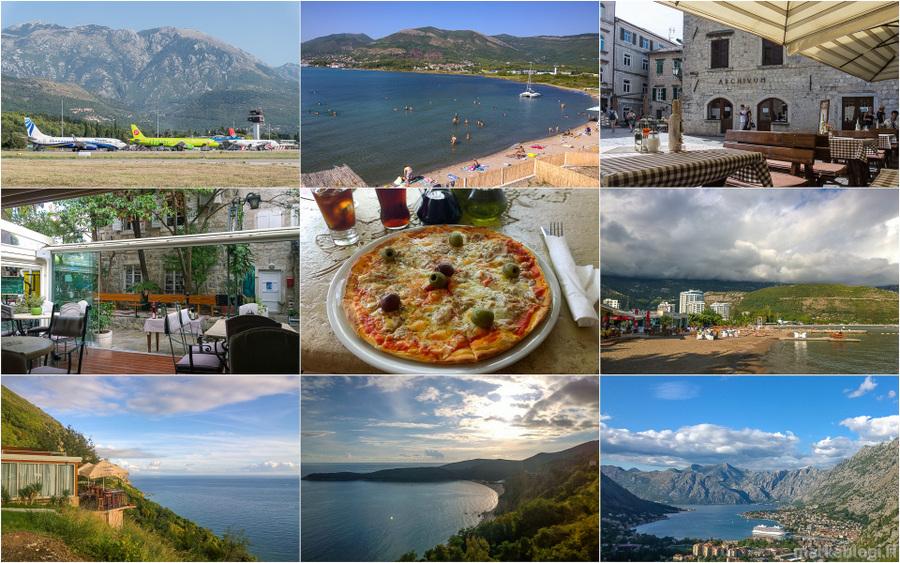 Montenegro vk 38-41/2015 ja matkasuunnitelmat