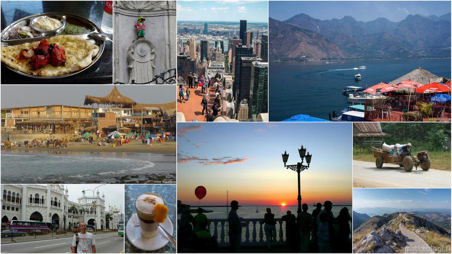 Blogihaaste: 10 matkakuvaa vol. 2