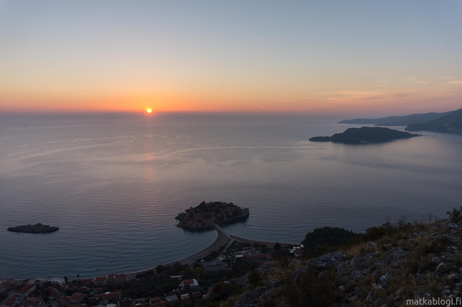 Video: Montenegro syksy 2015