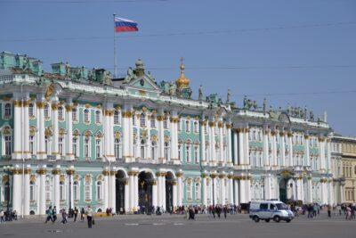 Talvipalatsi, Pietari