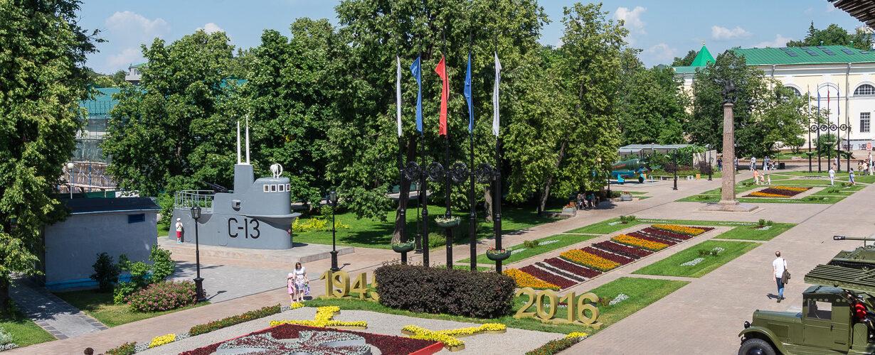 Nizhni Novgorodin kreml