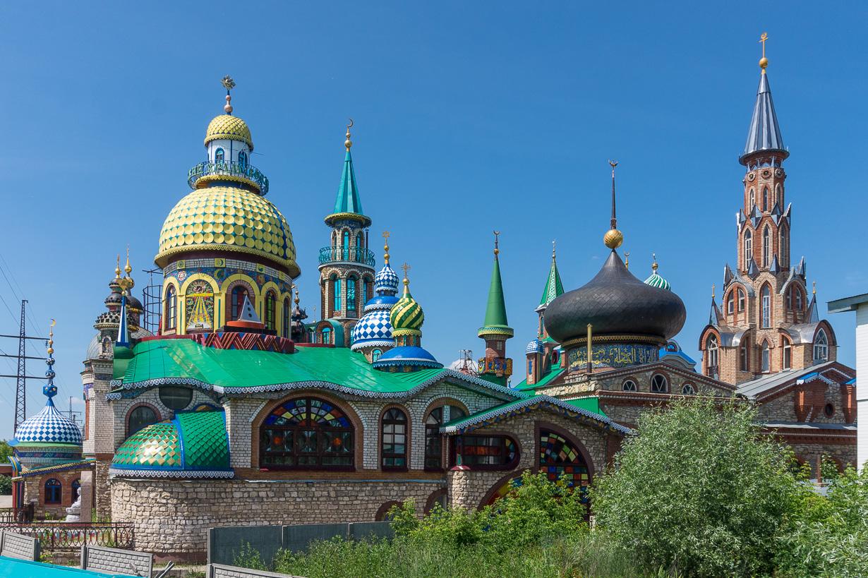 Kaikkien uskontojen temppeli