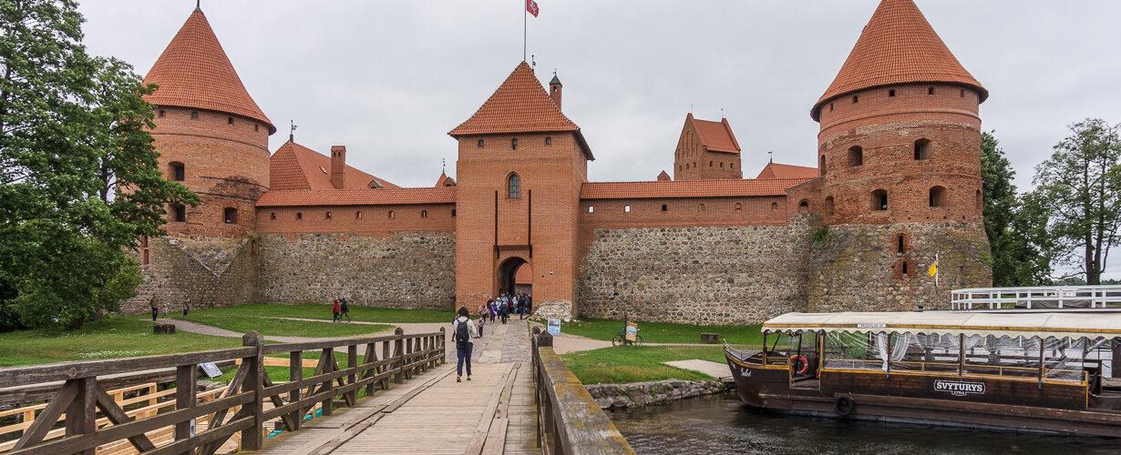 Trakain linna