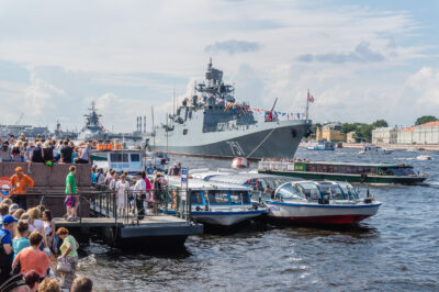 Venäjän laivaston päivä