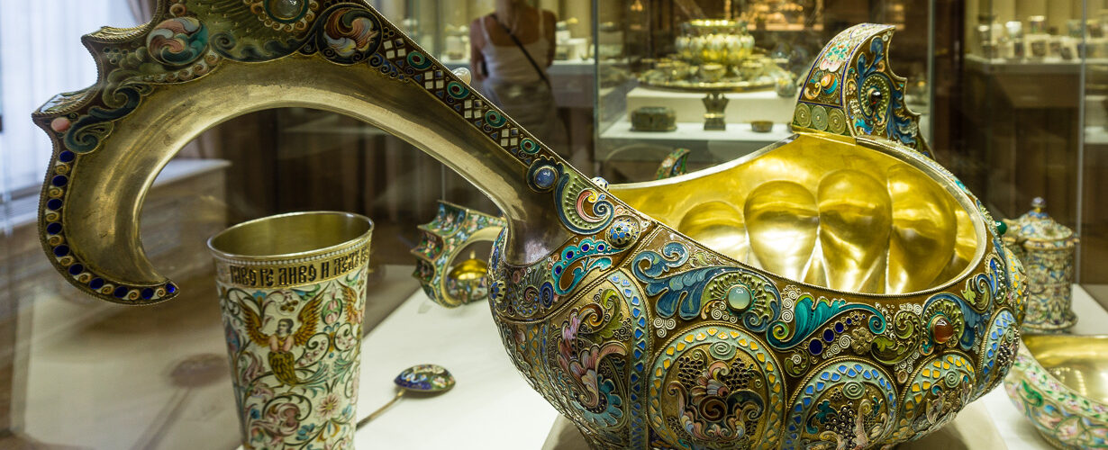Fabergen museo