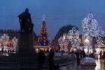 Pietarin joulumarkkinat 2016-2017