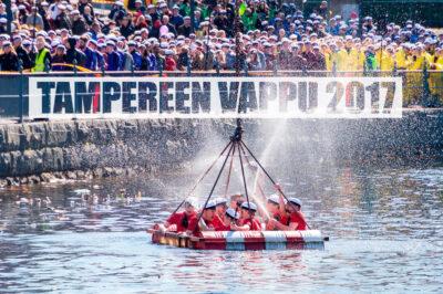 Tampereen vappu 2017
