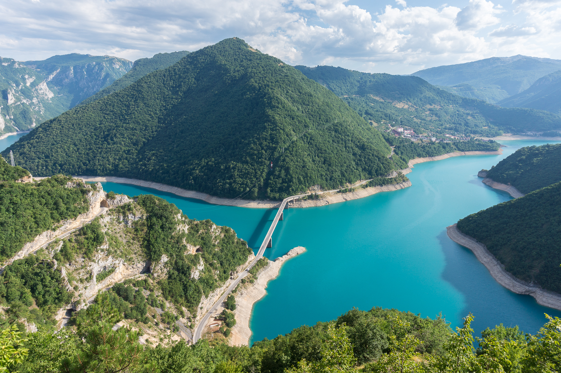 Pluzine, Montenegro