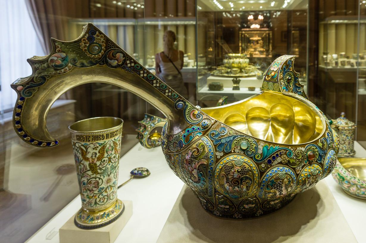 Fabergen museo, Pietari, Venäjä, Pietarin nähtävyydet top 5