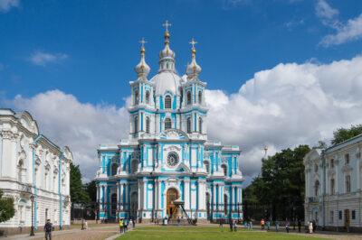 Smolnan katedraali