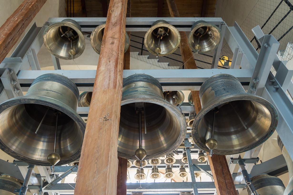 Pietari-Paavalin katedraalin kellotorni
