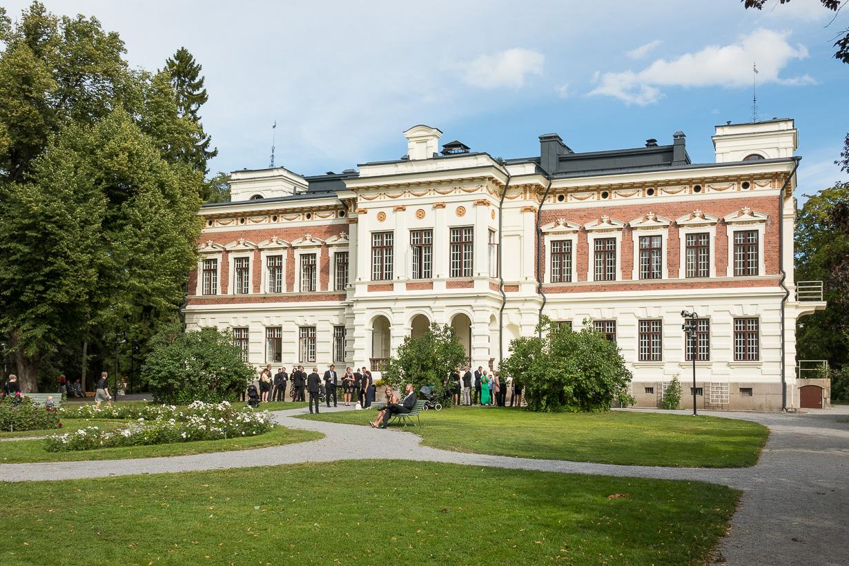 Hatanpään arboretum, Tampere