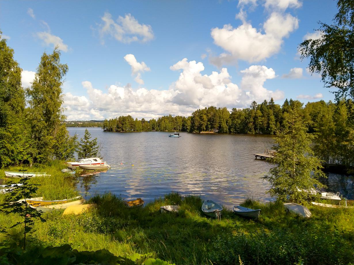 Patikointia Pirkkalassa, Tampereella ja Himangalla