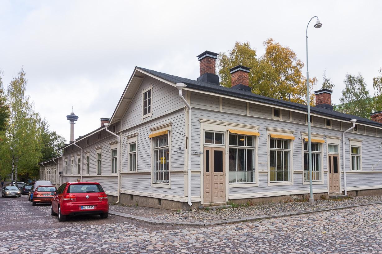 Amurin työläismuseokortteli, Tampere