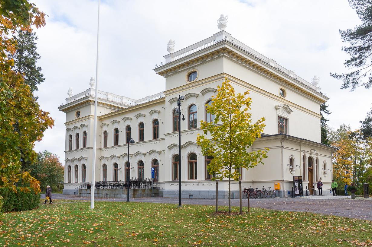 Näsilinna, Tampere