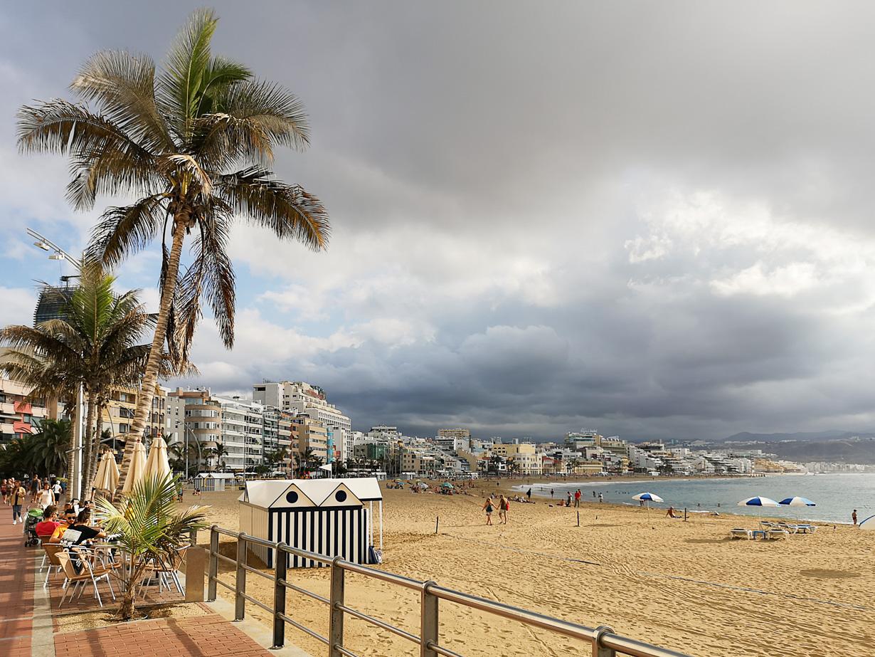 Las Canteras, Las Palmas