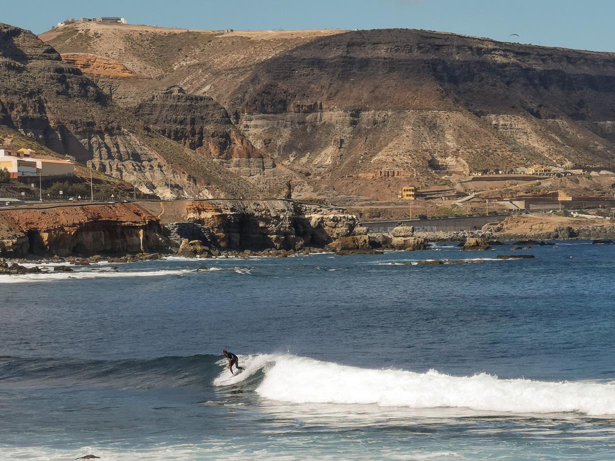 Surffari, Las Palmas