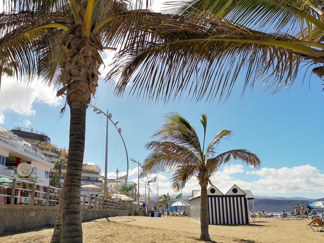 Las Canteras, Las Palmas, Huawei P20 Pro
