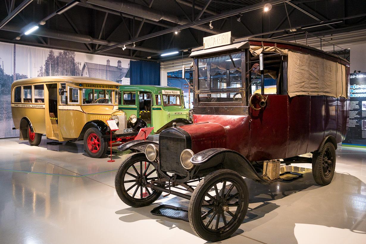Automuseo Mobilia, Kangasala