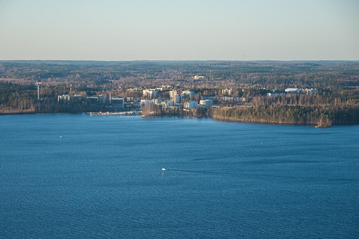 Näsinneula, Tampere