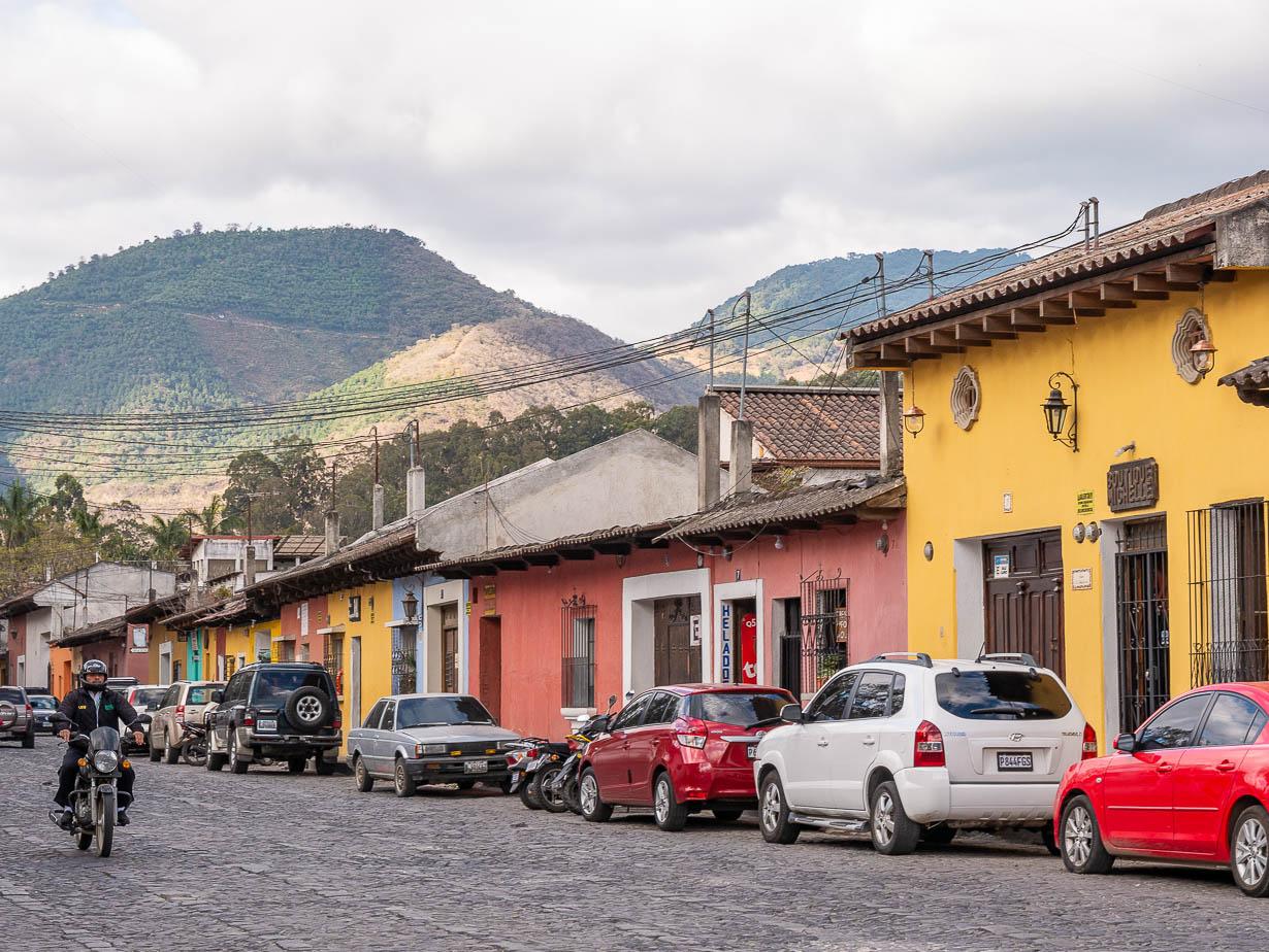Antigua, Guatemala 2018, osa 2
